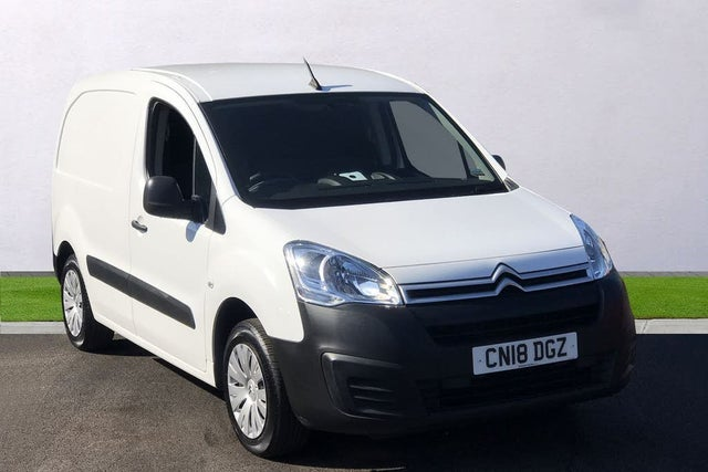 2018 Citroen Berlingo 1.6TD L1625 Enterprise Special Edition (18 reg)
