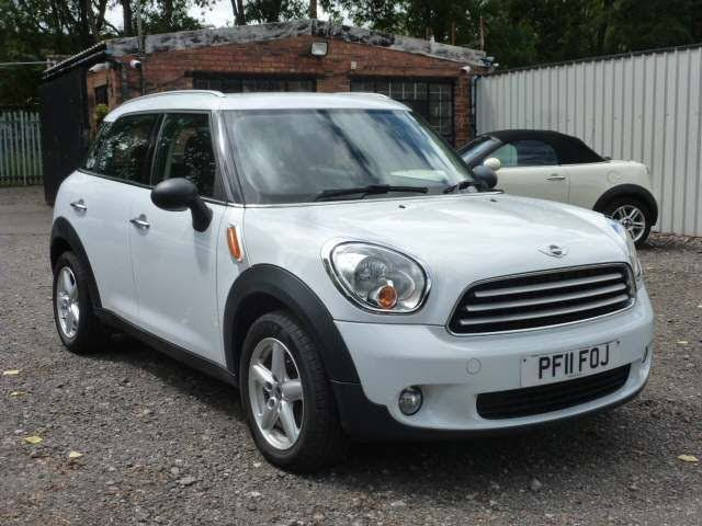2011 MINI Countryman 1.6 One (11 reg)