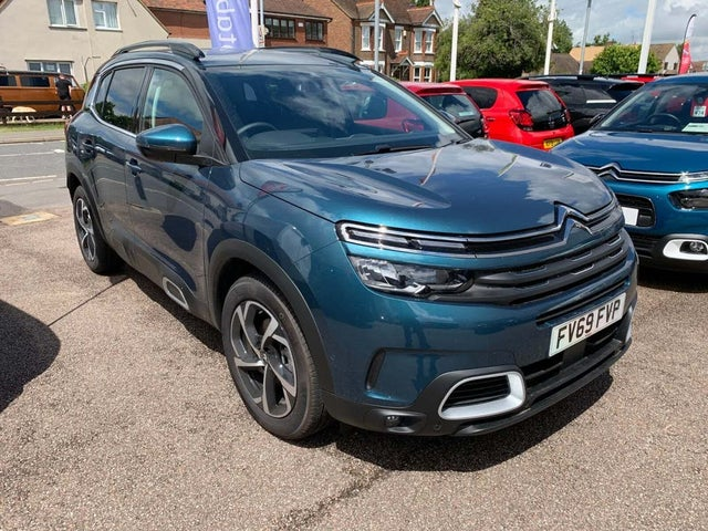 2020 Citroen C5 Aircross 1.2 PureTech Flair (69 reg)