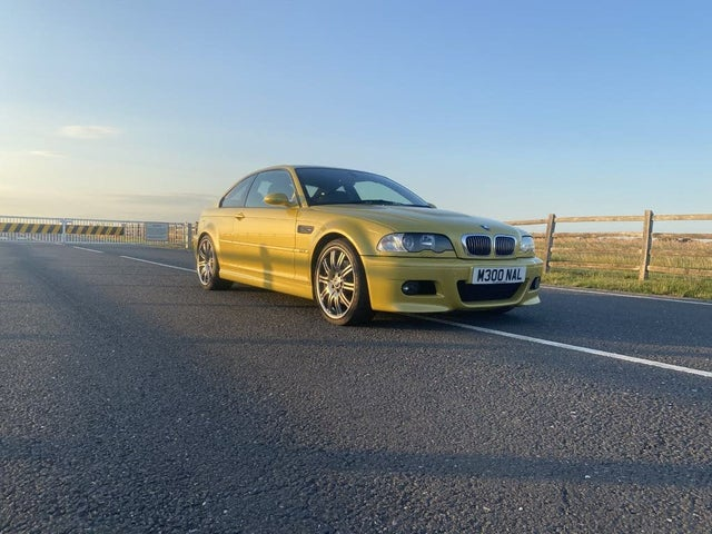 2004 BMW 3 Series 3.2 M3 Coupe Sequential (00 reg)