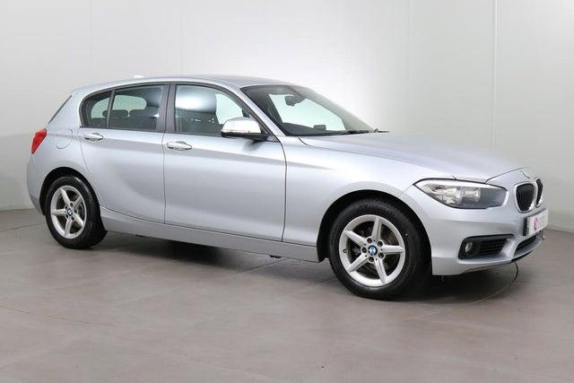 2018 BMW 1 Series 2.0TD 118d SE 5d Auto (18 reg)