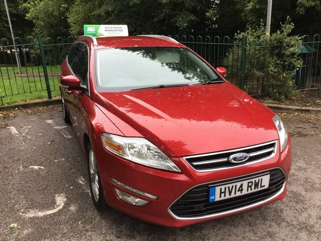 2014 Ford Mondeo 2.0TDCi Titanium X Business (163ps) Estate (14 reg)