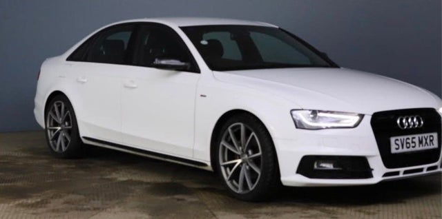 2015 Audi A4 1.8 Black Edition PLUS (170ps) (65 reg)