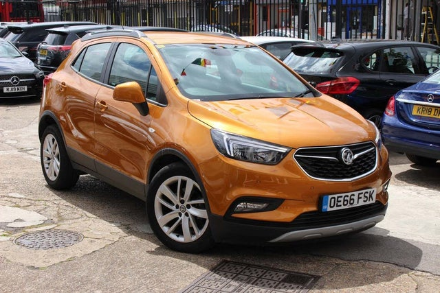 2016 Vauxhall Mokka X 1.4i 16v Turbo Active (140ps) Auto (66 reg)