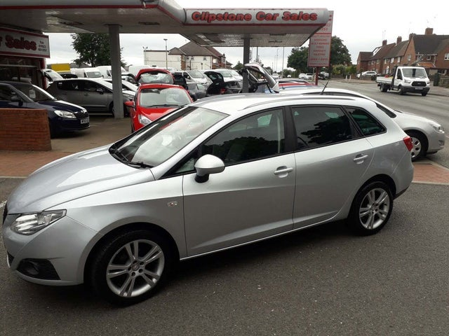 2010 Seat Ibiza 1.4 SE (85ps) ST Estate 5d (60 reg)