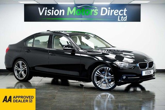2016 BMW 3 Series 1.5 318i Sport Saloon 4d (16 reg)