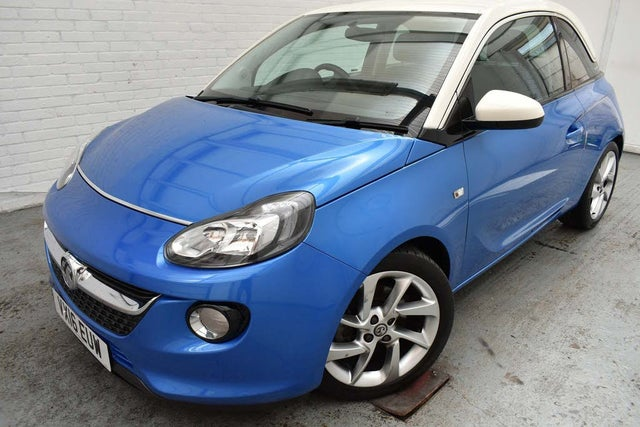 2016 Vauxhall ADAM 1.0i Turbo SLAM (16 reg)