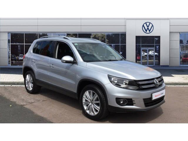 2016 Volkswagen Tiguan 2.0TDI Match Edition (150ps) 4Motion BMT (s/s) (16 reg)