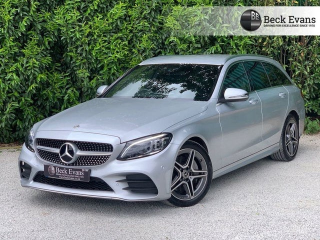 2019 Mercedes-Benz C-Class 2.0d C300d AMG Line (245ps) (Premium)(s/s) Estate 5d (68 reg)