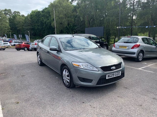 2009 Ford Mondeo 2.0 Edge Hatchback 5d (09 reg)