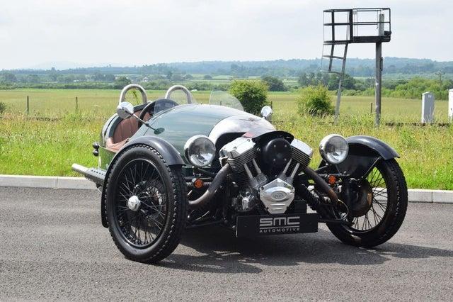 2012 Morgan 3 Wheeler (62 reg)