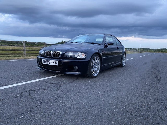 2005 BMW 3 Series 3.2 M3 Coupe Sequential (05 reg)