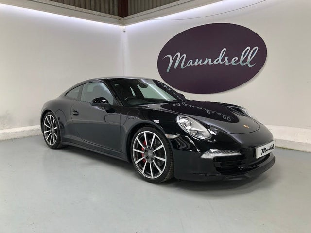 2013 Porsche 911 3.8 Carrera S Coupe (GM reg)