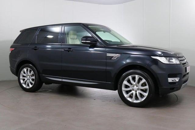 2017 Land Rover Range Rover Sport 2.0SD4 HSE (241ps) (17 reg)