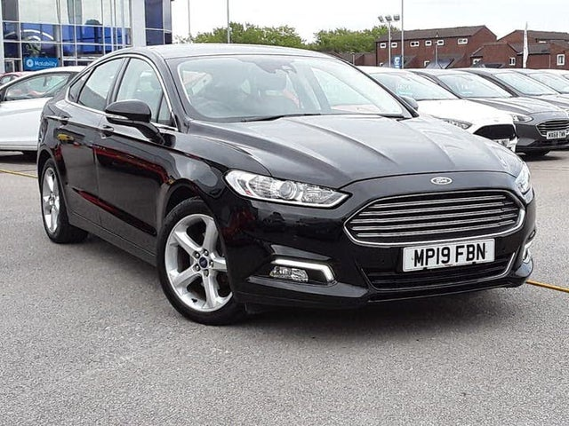 2019 Ford Mondeo 2.0TDCi Titanium Edition (180ps) (s/s) Hatchback (19 reg)