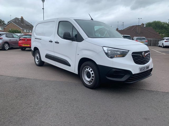 2019 Vauxhall Combo 1.6CDTi Edition 2300 (100PS)(EU6) L2H1 Panel (68 reg)
