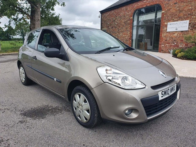 2010 Renault Clio 1.5TD Extreme (86bhp) (a/c) (10 reg)