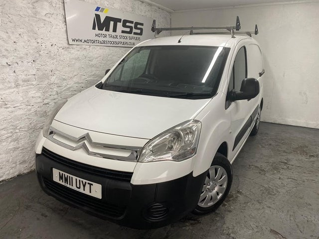 2011 Citroen Berlingo 1.6TD L1 625 LX (75) Panel 1560cc (11 reg)