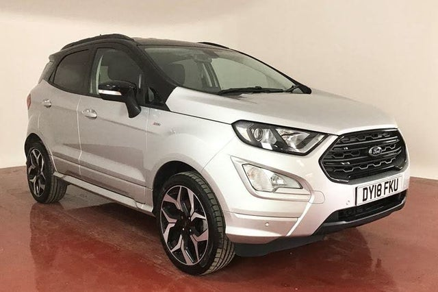 2018 Ford EcoSport 1.0T ST-Line (140ps) (18 reg)
