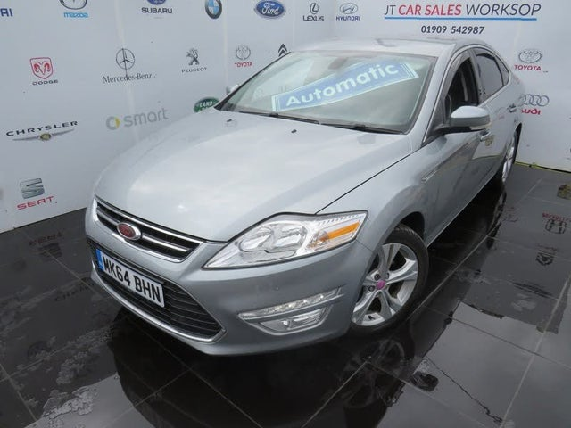 2014 Ford Mondeo 2.0TDCi Titanium X Business (163ps) Hatchback Powershift (64 reg)