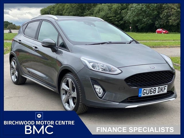 2018 Ford Fiesta 1.0T Active X (100ps) Auto (68 reg)