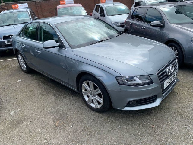 2011 Audi A4 2.0TD SE (143ps) Multitronic (11 reg)