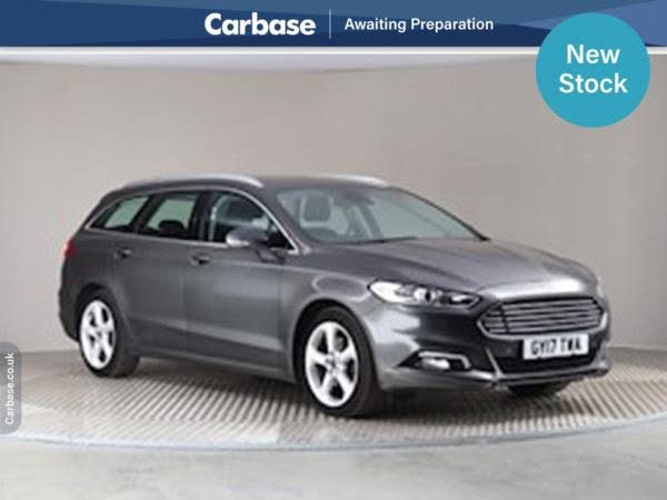 2017 Ford Mondeo 2.0TDCi Titanium Edition (150ps) Titanium ECO Estate (17 reg)