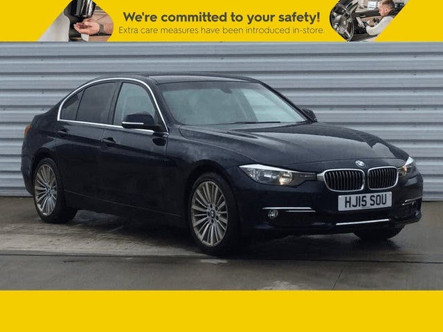 2015 BMW 3 Series (15 reg)