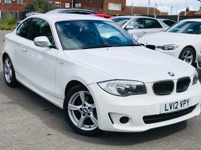 2012 BMW 1 Series 2.0TD 118d Exclusive Edition Coupe auto (12 reg)
