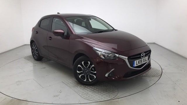 2019 Mazda Mazda2 1.5 Sport (Nav)+ Auto (19 reg)
