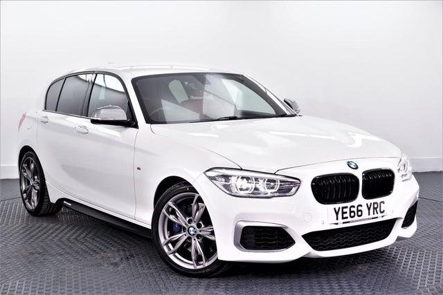 2016 BMW 1 Series 3.0 M140i 5d 2998cc Sport Auto (66 reg)