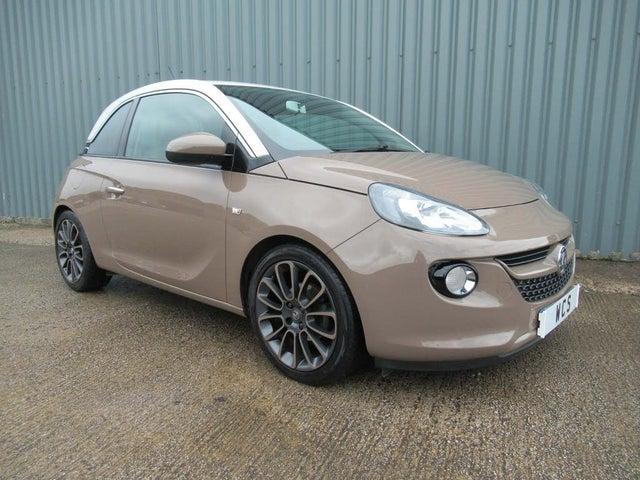 2014 Vauxhall ADAM 1.4 GLAM Technical Pk (100ps) ecoFLEX (s/s) (14 reg)