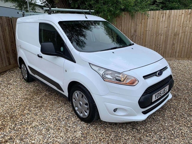 2015 Ford Transit Connect 1.6TDCi L1 Trend Panel (15 reg)