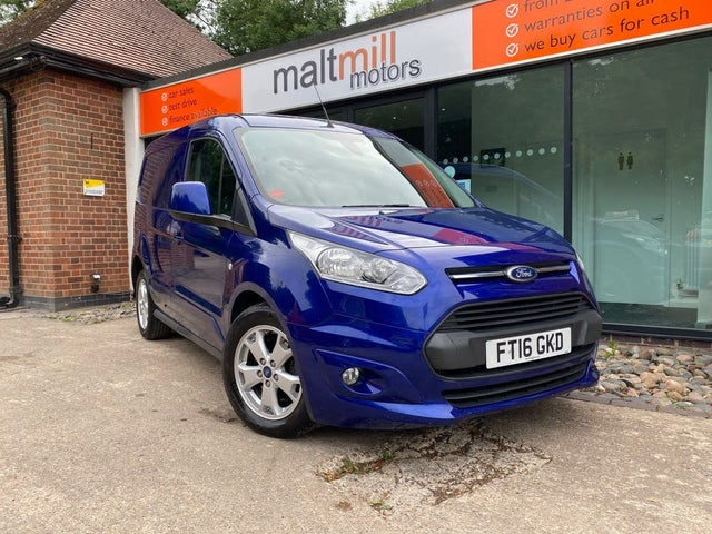 2016 Ford Transit Connect 1.5TDCi L1 200 Trend (120PS)(Eu6) Panel (16 reg)