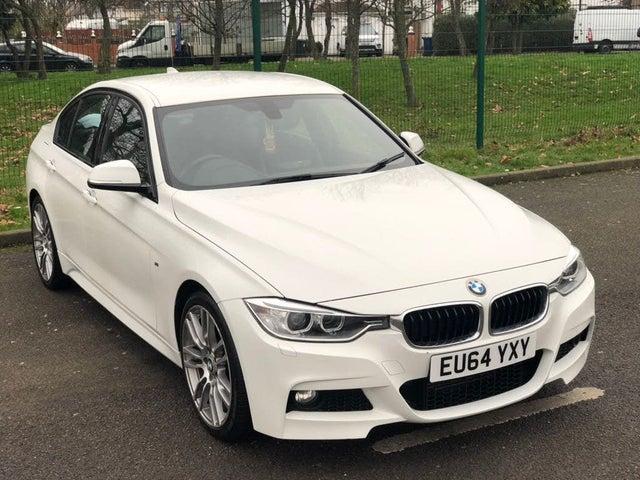 2014 BMW 3 Series 2.0 320i M Sport (184bhp) (s/s) Saloon 4d 1997cc (64 reg)