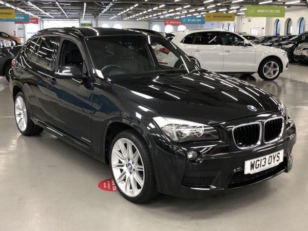 2013 BMW X1 2.0TD sDrive20d M Sport (13 reg)