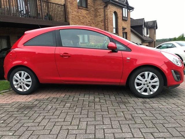 2013 Vauxhall Corsa 1.2 SXi 16v (a/c) 3d (13 reg)