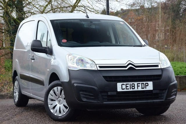 2018 Citroen Berlingo 1.6TD L1 850 Enterprise Special Edition Panel (18 reg)