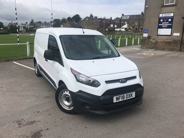 2017 Ford Transit Connect 1.5TDCi L2 210 (100PS)(Eu6) Panel (18 reg)