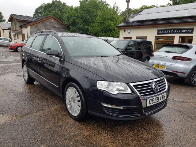 2009 Volkswagen Passat 2.0TD Highline Plus (110ps) Estate 5d (59 reg)