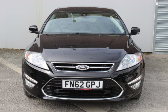 2012 Ford Mondeo 2.0TD Titanium X (163ps) Estate Powershift (62 reg)