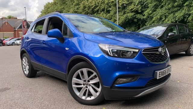 2017 Vauxhall Mokka X 1.4i 16v Turbo Active (140ps) (s/s) (66 reg)