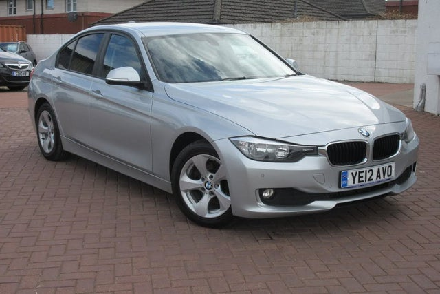 2012 BMW 3 Series 2.0TD 320d EfficientDynamics BluePerformances Efficient Dynamics (12 reg)