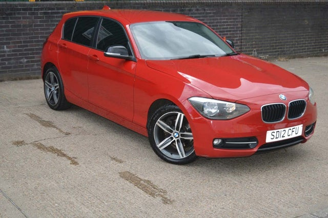2012 BMW 1 Series 1.6 116i Sport (136bhp) Sports Hatch 5d (12 reg)