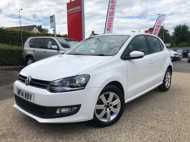 2014 Volkswagen Polo 1.4 Match Edition 5d (14 reg)
