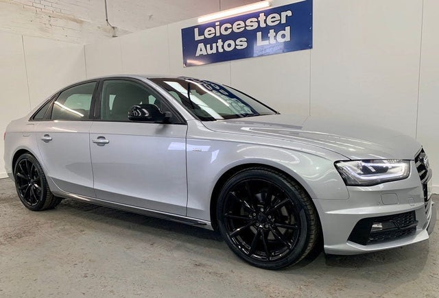 2015 Audi A4 2.0TD Black Edition PLUS (150ps) (11 reg)