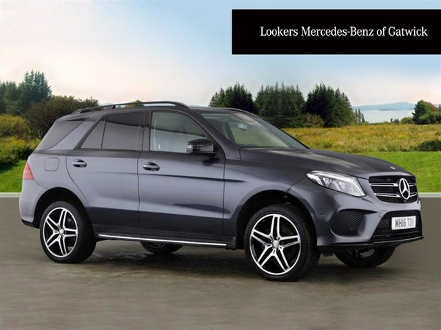 2016 Mercedes-Benz GLE Class 3.0 d GLE350d AMG Line Premium Plus Estate 5d (16 reg)