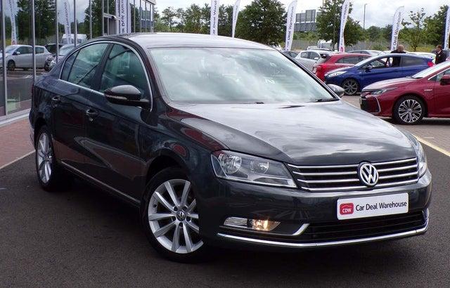 2014 Volkswagen Passat 1.6TD Executive (s/s) Saloon 4d (14 reg)