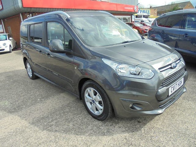 2017 Ford Grand Tourneo Connect 1.5TDCi Titanium (17 reg)