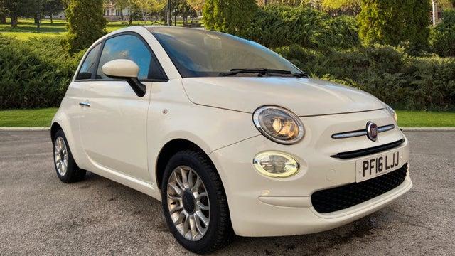 2016 Fiat 500 1.2 POP STAR (16 reg)